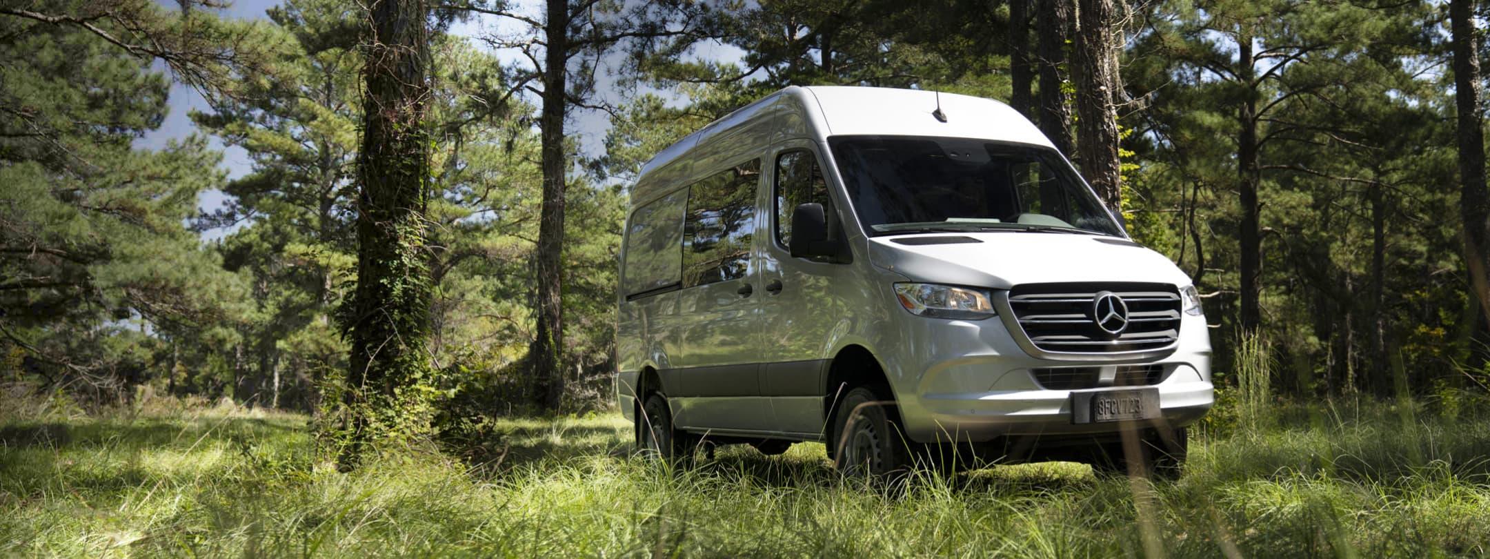 Sprinter Model Vans Mercedes Benz Vans