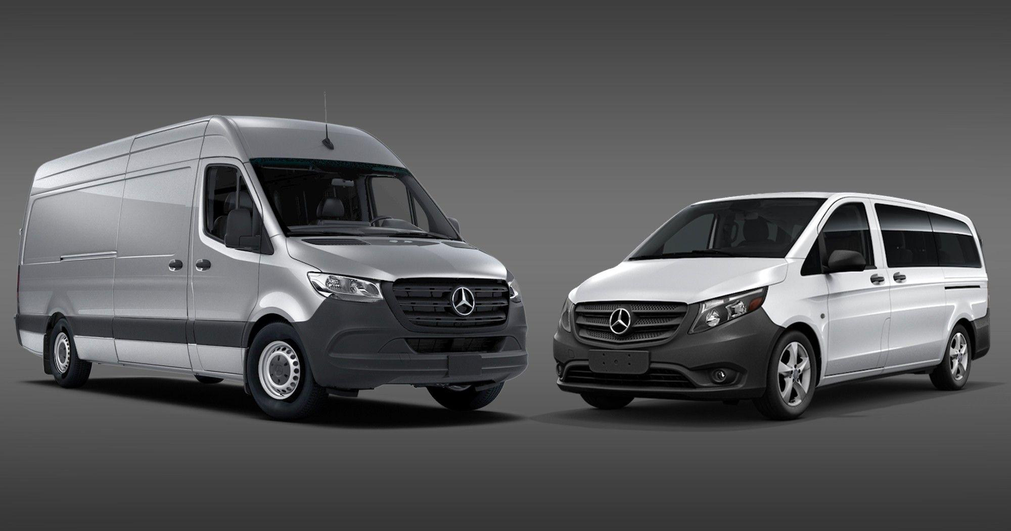 12 Cargo Van   Sprinter   Mercedes Benz Vans